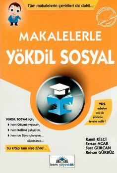 İrem Yayınları 2017 Makalelerle YÖKDİL Sosyal