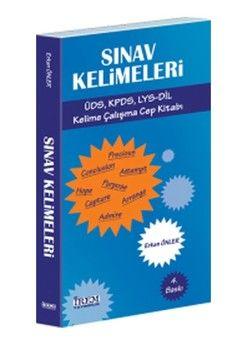 İrem Yayınları ÜDS KPDS LYS Dil Sınav Kelimeleri Çalışma Cep Kitabı