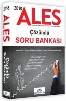 İrem Yayınları 2018 ALES Çözümlü Soru Bankası