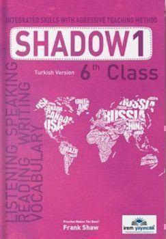 İrem Yayınları 6. Sınıf Shadow 1 Integrated Skills With Agressive Teaching Method