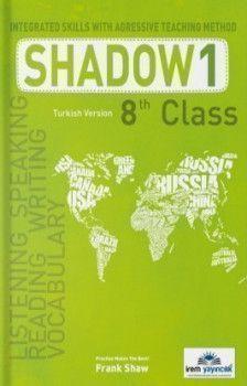İrem Yayınları 8. Sınıf Shadow 1 Integrated Skills With Agressive Teaching Method