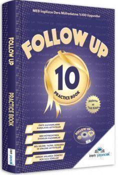 İrem Yayınları Follow Up 10 Practice Book