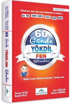 İrem Yayınları YÖKDİL 60 Günde Fen Kelimeleri