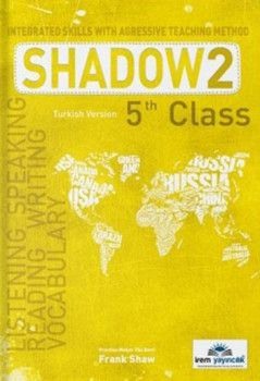 İrem Yayınları 5. Sınıf Shadow 2 Integrated Skills With Agressive Teaching Method