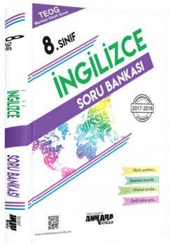 İrem Yayınları 8. Sınıf İngilizce Soru Bankası