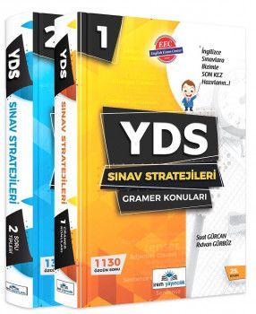 İrem Yayınları YDS Sınav Stratejileri Konu Anlatımı