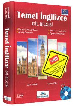 İrem Yayınları Temel İngilizce Dil Bilgisi
