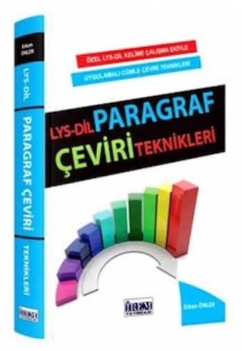 İrem Yayınları LYS - DİL Paragraf Çeviri Teknikleri