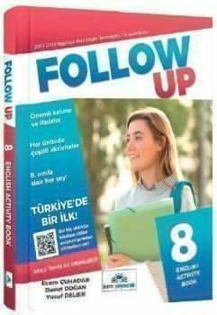 İrem Yayınları 8. Sınıf Follow Up English Activity Book