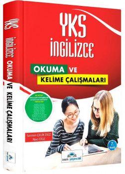İrem Yayınları YKS İngilizce Okuma ve Kelime Çalışmaları