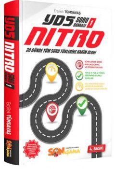 İrem Yayınları YDS Nitro Soru Bankası 1