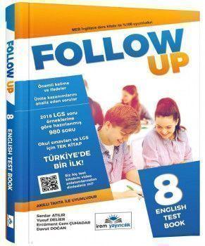 İrem Yayınları 8. Sınıf İngilizce Test Book Follow Up 8