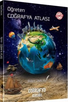 İrem Yayınları Coğrafya Atlası