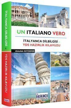 İrem Yayınları YDS İtalyanca Dilbilgisi Hazırlık Klavuzu