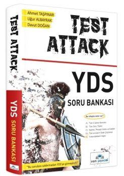 İrem Yayınları YDS Test Attack Soru Bankası