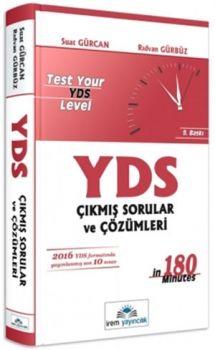 İrem Yayınları YDS Son 10 Yılın Çıkmış Soruları ve Çözümleri