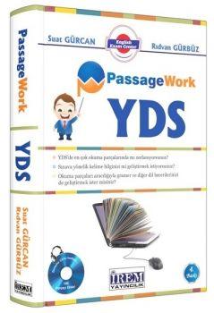 İrem Yayınları Passage Work YDS Konu Anlatım