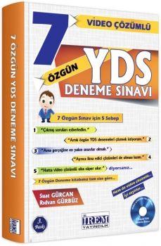İrem Yayınları  YDS Video Çözümlü 7 Özgün Deneme Sınavı