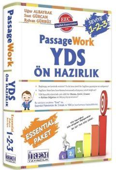 İrem Yayınları YDS PassageWork Konu Anlatımlı Ön Hazırlık