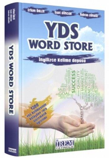 İrem Yayınları  YDS Word Store