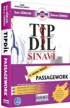İrem Yayınları Tıp Dil Passagework