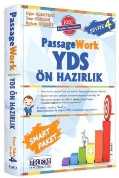 İrem Yayınları  Passagework YDS Ön Hazırlık Seviye 4