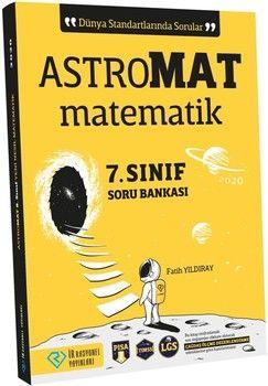 İrrasyonel Yayınları 7. SınıfAstroMATMatematik Soru Bankası