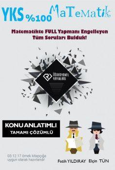 İrrasyonel Yayınları YKS 1. ve 2. Oturum TYT AYT Yüzde 100 Matematik Konu Anlatımlı Tamamı Çözümlü Soru Bankası