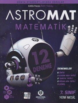 İrrasyonel Yayınları 7. SınıfMatematikAstromat12 li Yeni Nesil Deneme