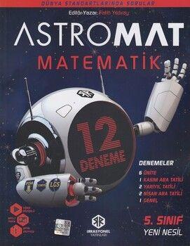 İrrasyonel Yayınları 5. SınıfMatematikAstromat12 li Yeni Nesil Deneme