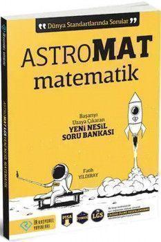 İrrasyonel Yayınları AstroMat Matematik Yeni Nesil Soru Bankası