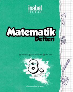 İsabet Yayınları 8. Sınıf Matematik Defteri