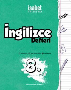 İsabet Yayınları 8. Sınıf İngilizce Defteri