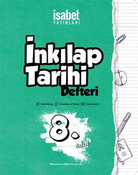 İsabet Yayınları 8. Sınıf İnkılap Tarihi Defteri