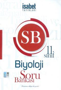 İsabet Yayınları 11. Sınıf Biyoloji Soru Bankası
