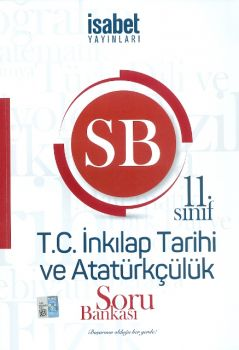 İsabet Yayınları 11. Sınıf T.C. İnkılap Tarihi ve Atataürkçülük Soru Bankası