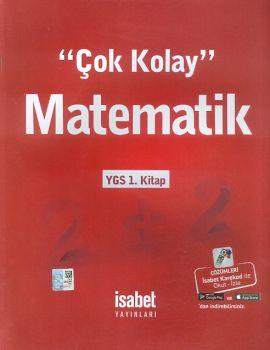 İsabet Yayınları YGS Matematik Çok Kolay 1. Kitap