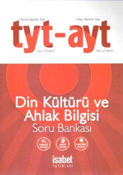 İsabet Yayınları TYT AYT Din Kültürü ve Ahlak Bilgisi Soru Bankası