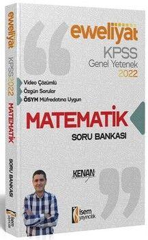 İsem 2022 KPSS Matematik Evveliyat Soru Bankası