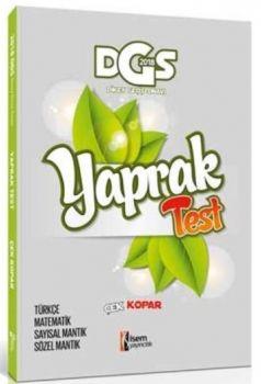 İsem Yayıncılık 2018 DGS Çek Kopart Yaprak Test