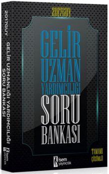İsem Yayıncılık 2017 Gelir Uzman Yardımcılığı Tamamı Çözümlü Soru Bankası