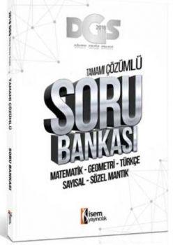 İsem Yayıncılık 2018 DGS Tamamı Çözümlü Soru Bankası