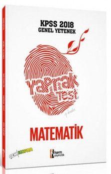 İsem Yayıncılık 2018 KPSS Genel Kültür Matematik Yaprak Test