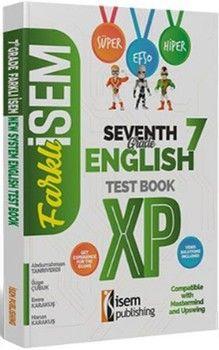 İsem Yayınları 7. Sınıf İngilizce Farklı İsem Soru Bankası
