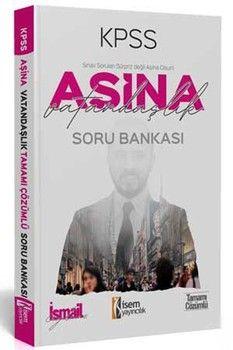 İsem Yayınları KPSS Vatandaşlık Aşina Tamamı Çözümlü Soru Bankası