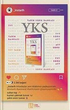 İsem Yayınları TYT AYT İnstarih Soru Bankası