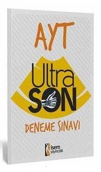 İsem Yayınları AYT Ultrason Deneme Sınavı