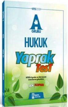 İsem Yayınları 2018 KPSS A Grubu Hukuk Çek Kopar Yaprak Test