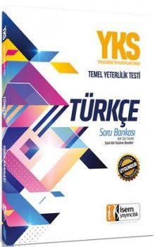 İsem Yayınları YKS 1. Oturum TYT Türkçe Soru Bankası