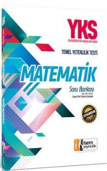 İsem Yayınları YKS 1. Oturum TYT Matematik Soru Bankası